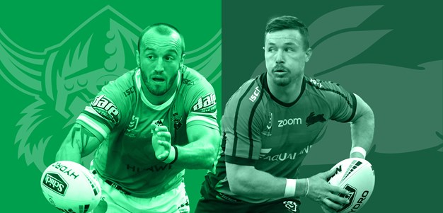 Raiders v Rabbitohs: Shift for Cotric; call-up for Hiroti