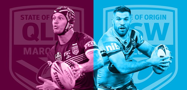 Blues v Maroons: Origin II preview