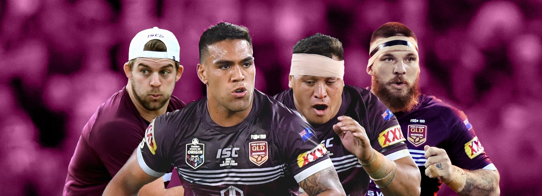 Renouf: Aggro required as Maroons middles hold key to beating Blues