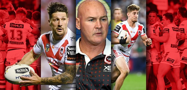 St George Illawarra Dragons 2019 season preview