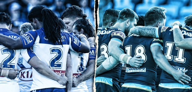 Titans and Bulldogs can still gain plenty from last six games