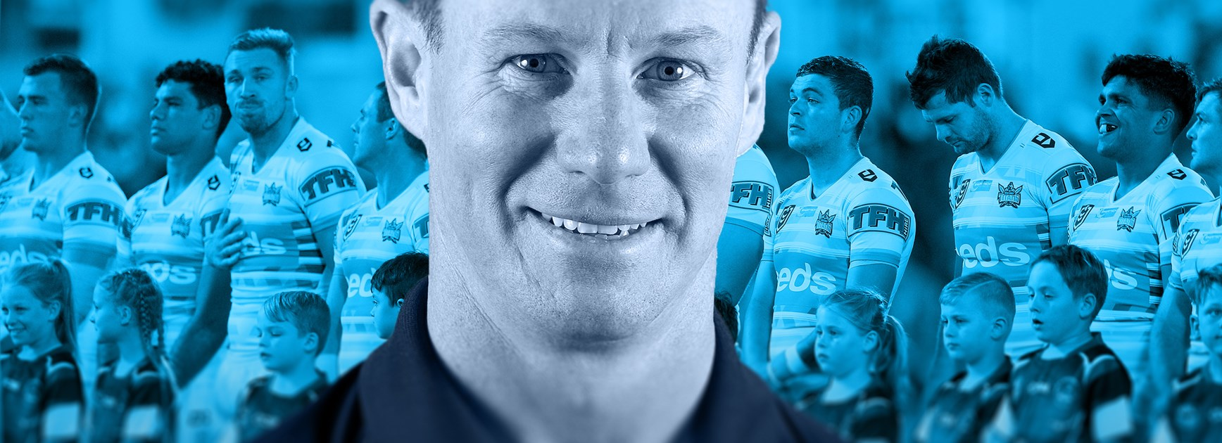 Holbrook convinced he can bring Midas touch to Gold Coast
