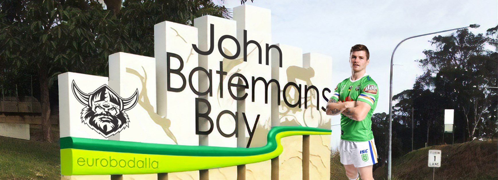 John Bateman's Bay: Online petition calls for town to be renamed
