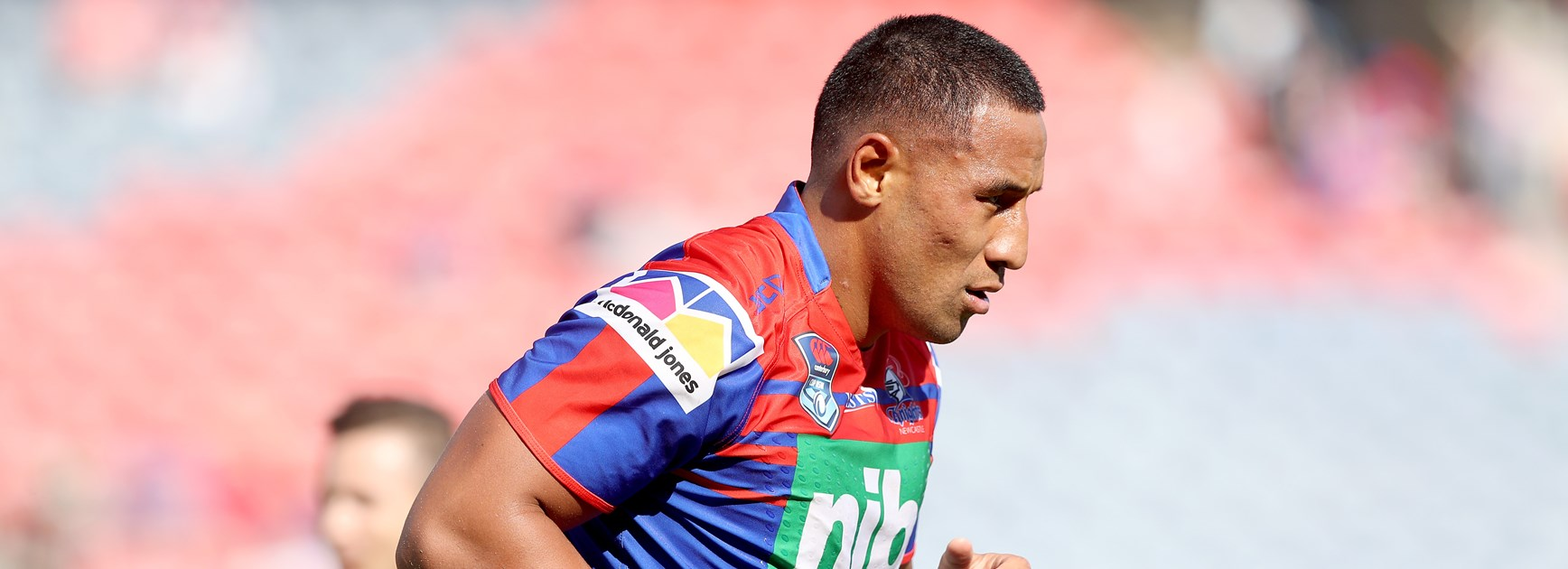 Moga stood down for two games