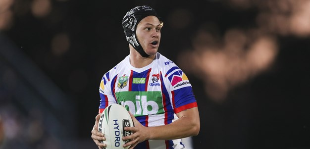 Ponga, Pearce to start in full dress rehearsal for Newcastle