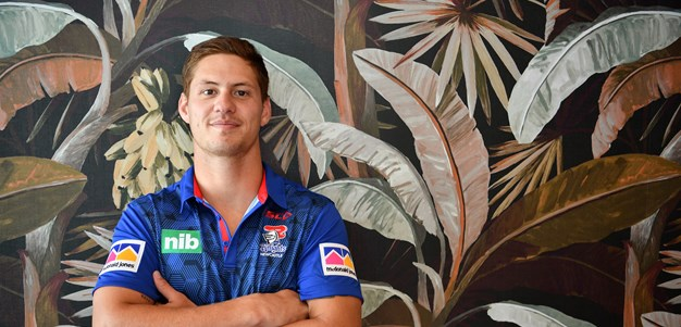 Ponga: I'll handle halves switch in defence and attack
