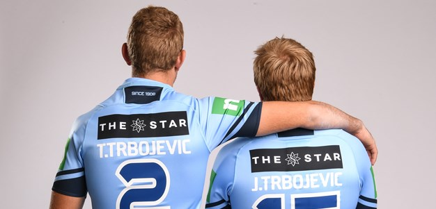 No chance of Origin hangover for Blues brothers