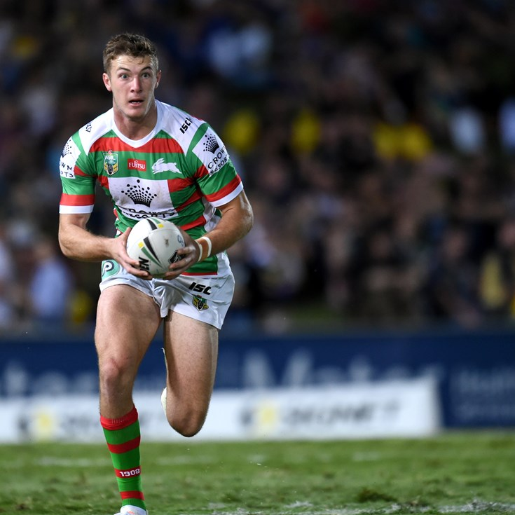 Young stars on show in Albury for Rabbitohs trial