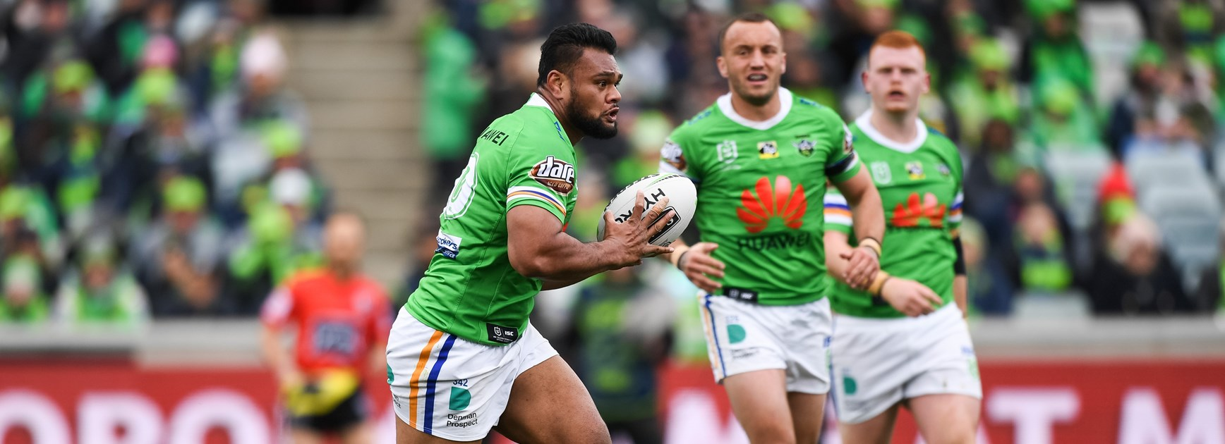 Hand of mateship reaches out to Lui when he needs it most