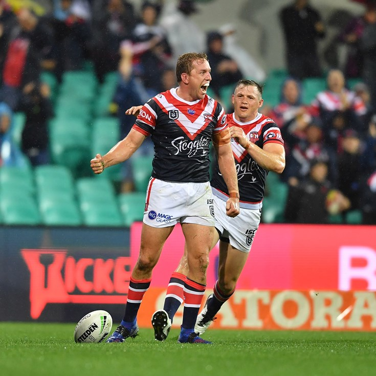 No Cronk but anonymous Aubusson keeps Roosters on even keel