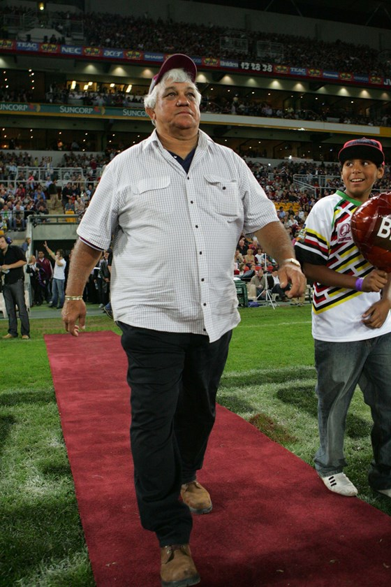 Immortal Arthur Beetson