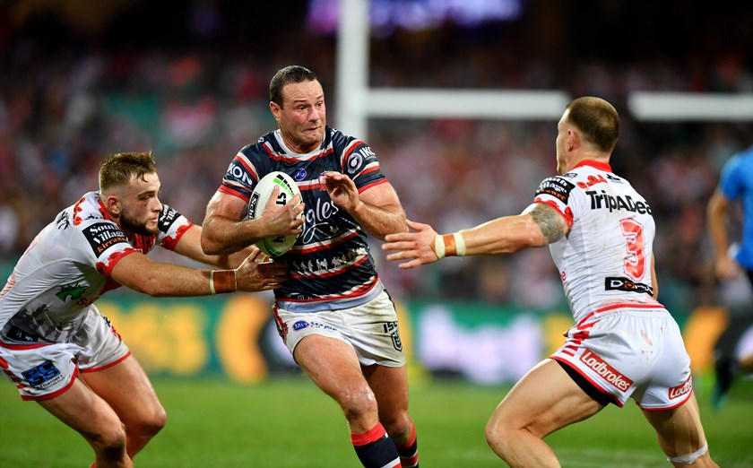 Sydney Roosters back-rower Boyd Cordner.