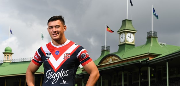 Roosters fend off rivals to secure Manu until 2022