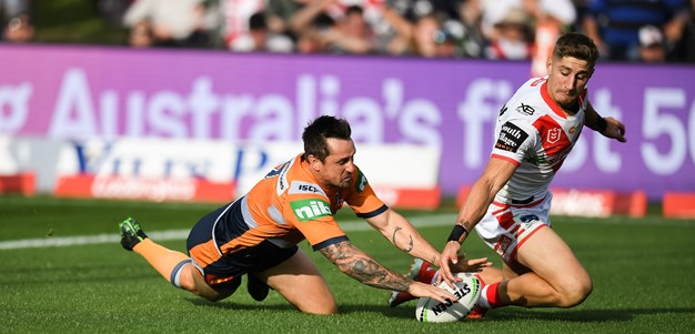 Pearce 'won't say no' to Origin recall but backs Cleary