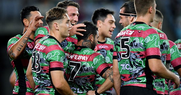 Rabbitohs lose Reynolds in costly win over Tigers - NRL