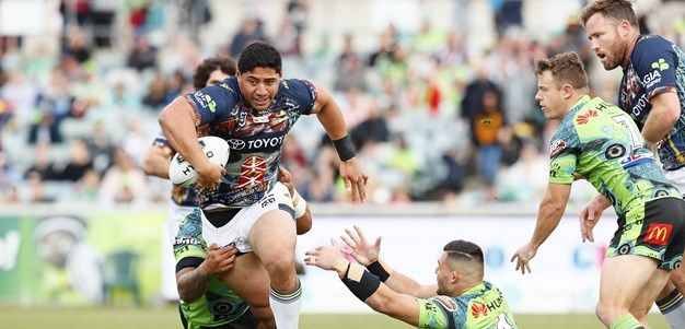 Taumalolo puts up monster numbers in Cowboys win