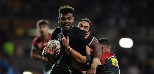 Sivo-Suli one-two punch has Kumuls on high alert