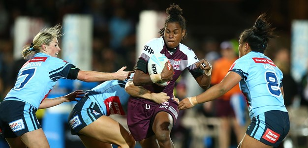 Maroons rue second half capitulation after strong start