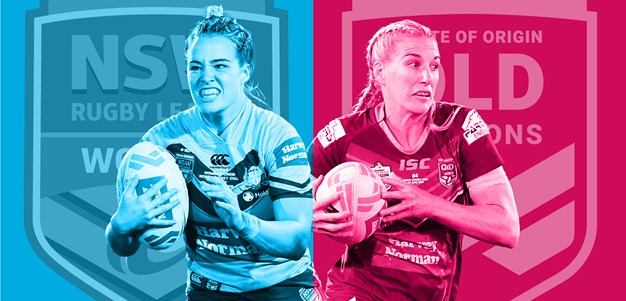 Blues v Maroons: Women's Origin preview