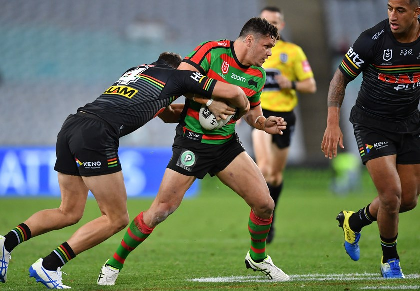 Rabbitohs centre James Roberts.