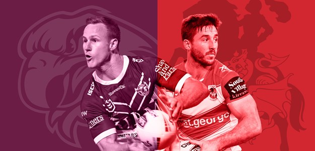 Sea Eagles v Dragons: Round 14 preview