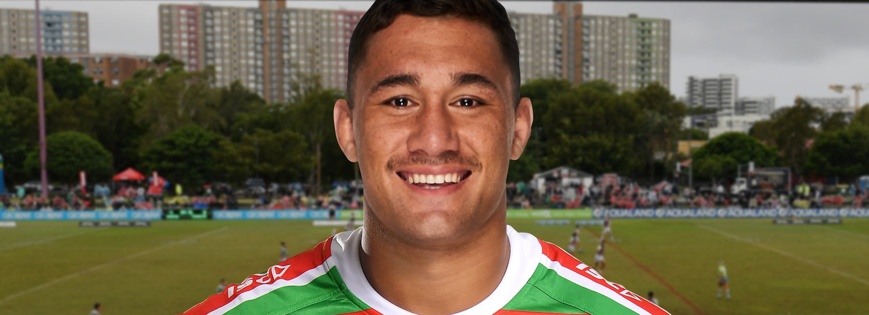 Rabbitohs sign Jaydn Su'A from Broncos