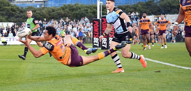 Young Broncos Help Seal Win Against Sharks