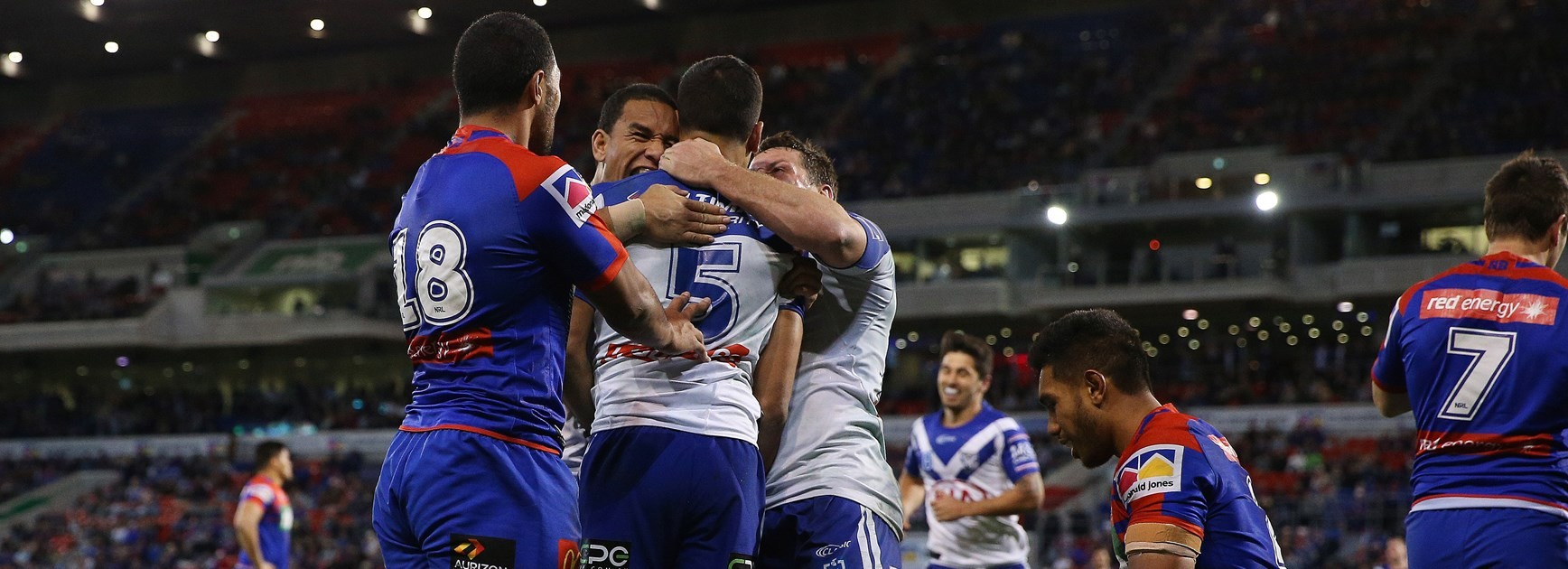 Bulldogs hungry for hat-trick of wins