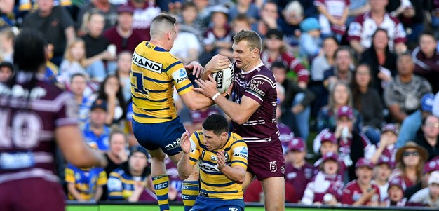 Sea Eagles too good for Eels at Lottoland