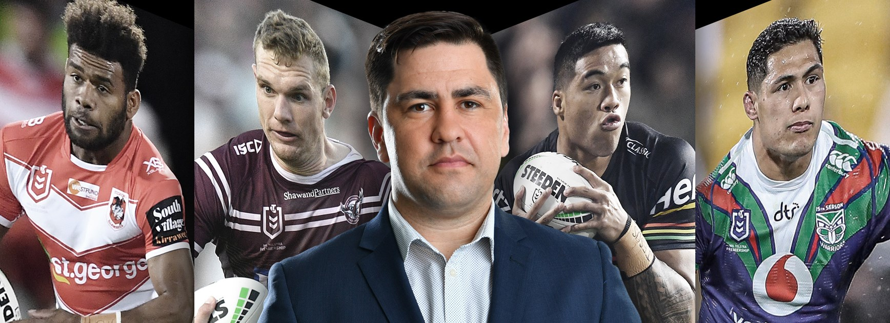 Soward: Sea Eagles soaring; Dragons hit rock bottom
