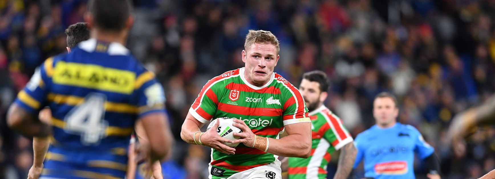 George Burgess signs with Wigan