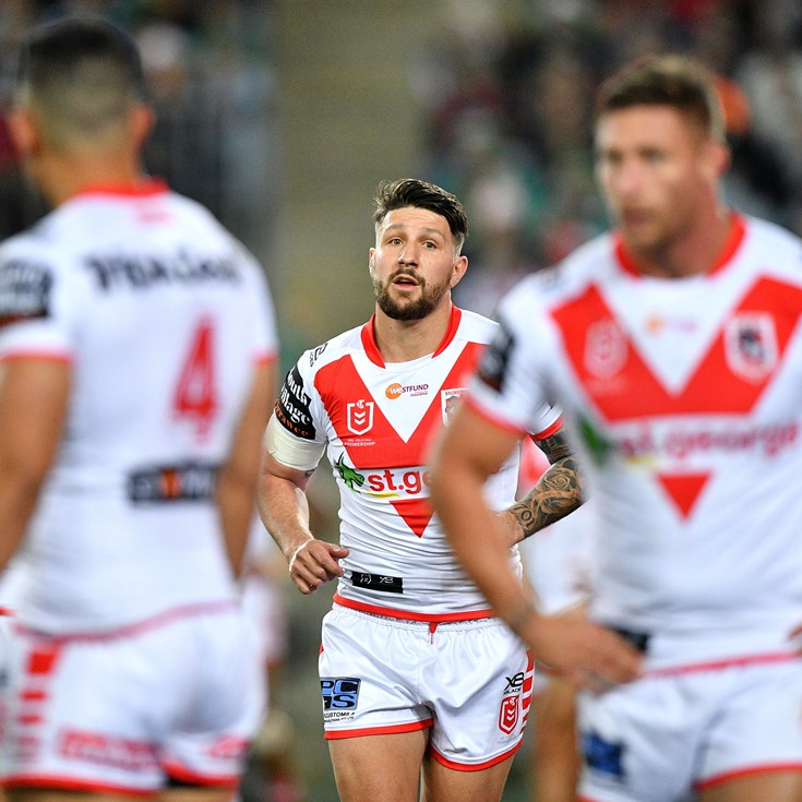 Full-strength Dragons refuse to look beyond Eels clash