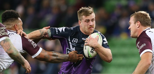 Melbourne Storm - 2020 round 1 predicted team
