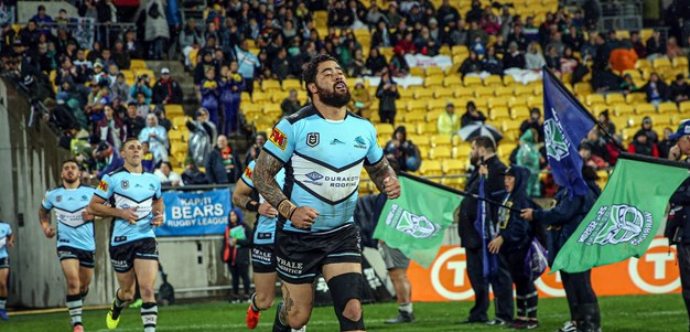Sharks back Fifita to make up for suspension