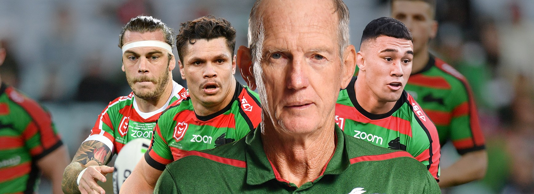 Bennett and Rabbitohs building towards another grand final
