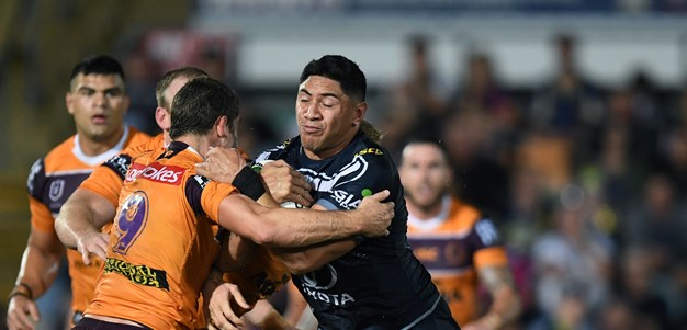 Taumalolo to miss Knights showdown