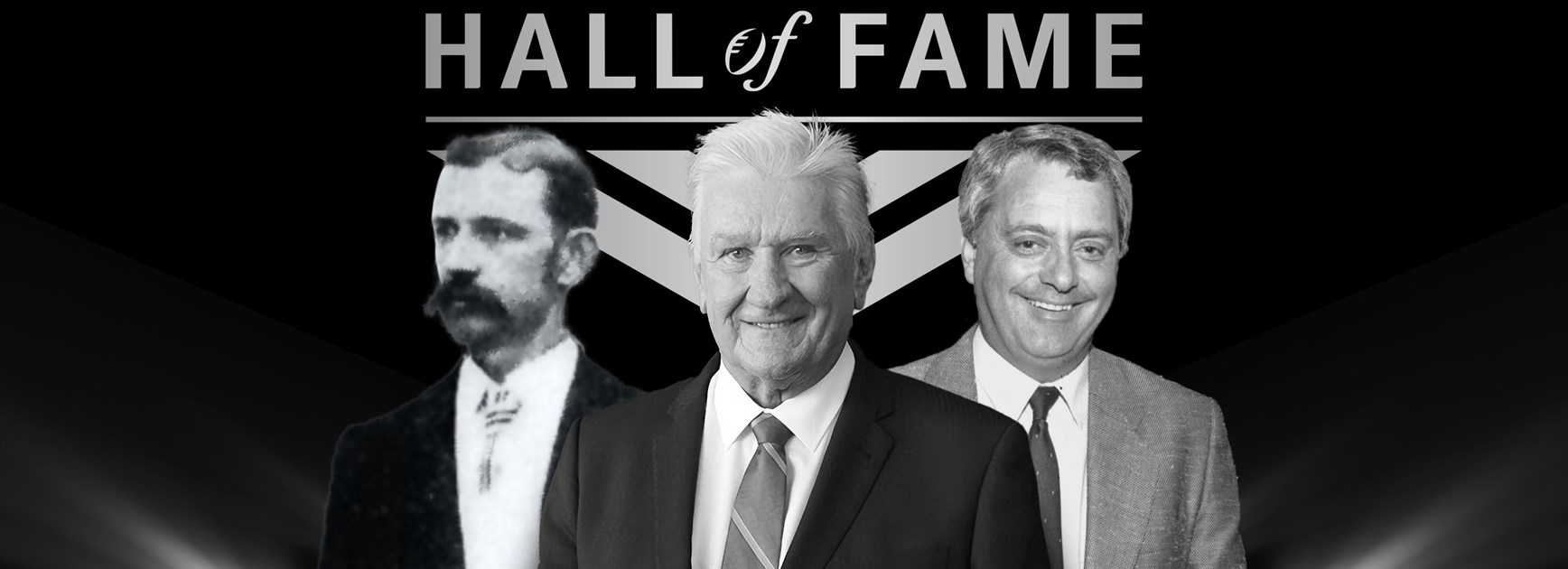 History made with three contributors added to Hall of Fame