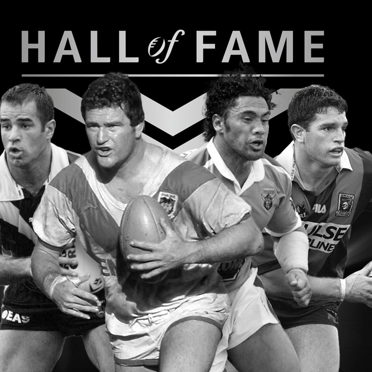 Kiwis greats honoured as part of 'exceptional' class of 2019