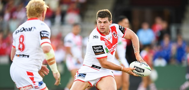 The black line driving Lawrie to NRL success