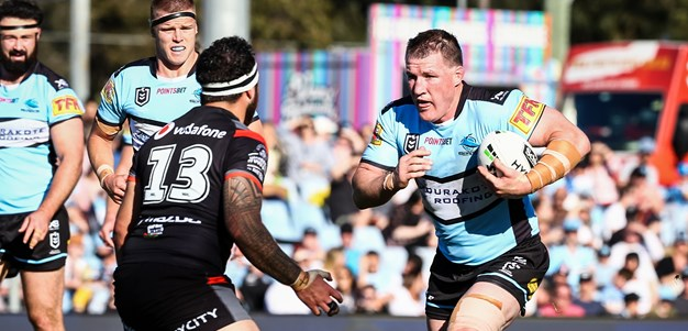 No tears from Gallen as last home game approaches