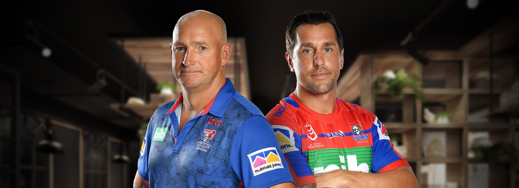 Knight time dining: Brown, Pearce make a meal of rift claims