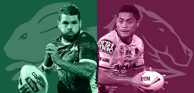 Rabbitohs v Broncos: No surprises for Souths; Dearden in hot seat