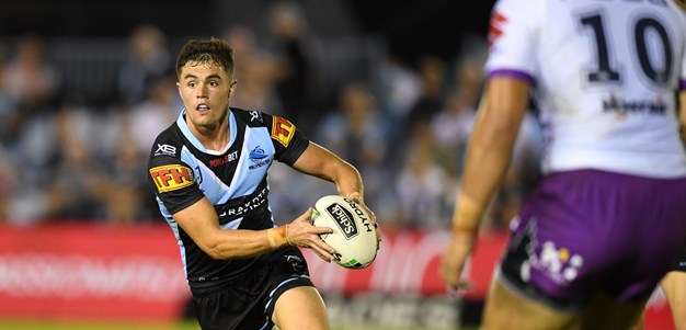 Baby Sharks come of age in brave win over Melbourne