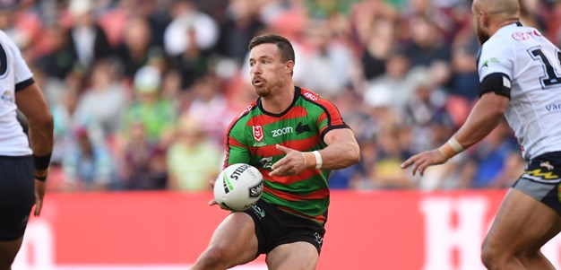 Cook mastery leads Rabbitohs to win over Cowboys