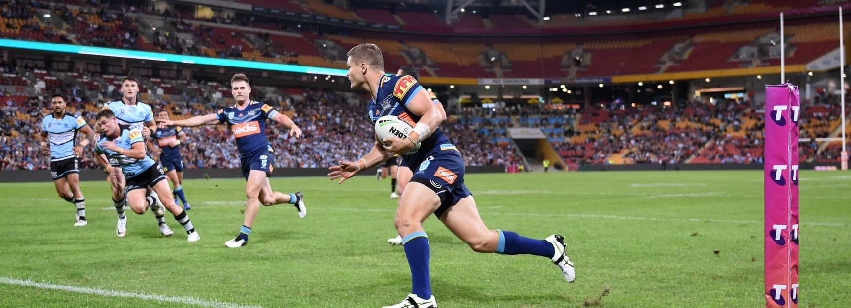 Less panic, more poise required for desperate Titans