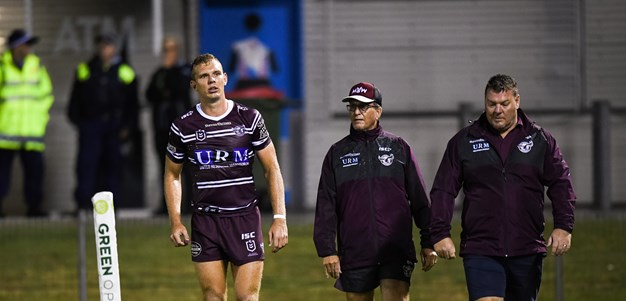 Hamstring set to hobble Trbojevic for round one