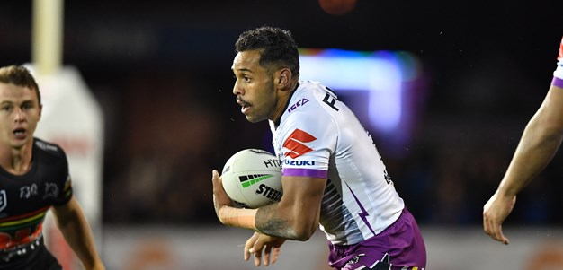 Try-hungry Addo-Carr adjusting to new combination