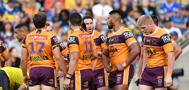 Don't look back: Broncos 'won't be spooked' by Bankwest return