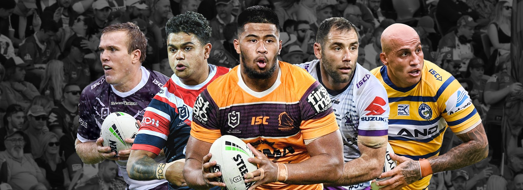 NRL.com Fans' Team of the Year