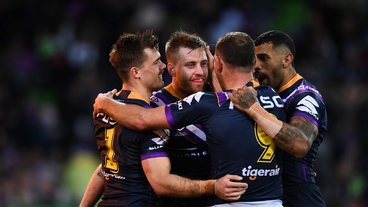 Melbourne Storm Semi Final Player Ratings Nrl